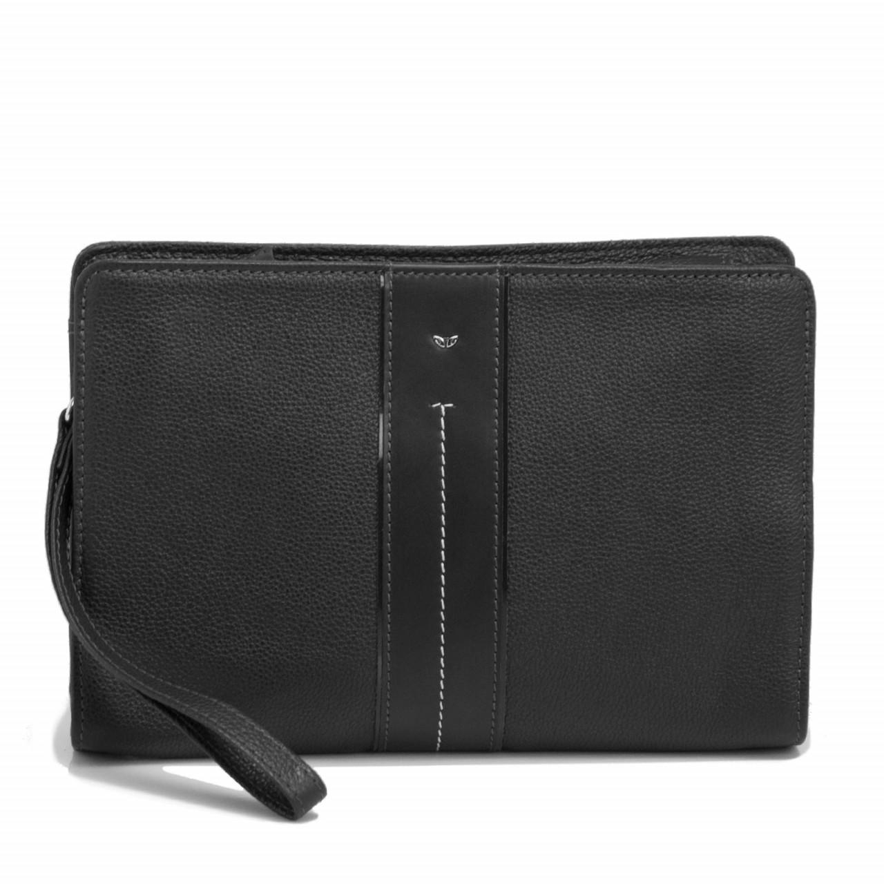 Компактна ръчна чанта за мъже