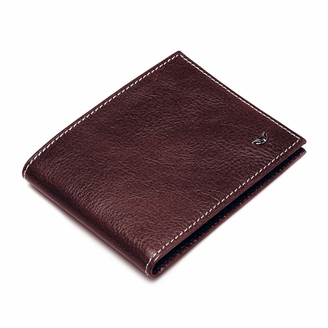 Класически портфейл в кафяв цвят
