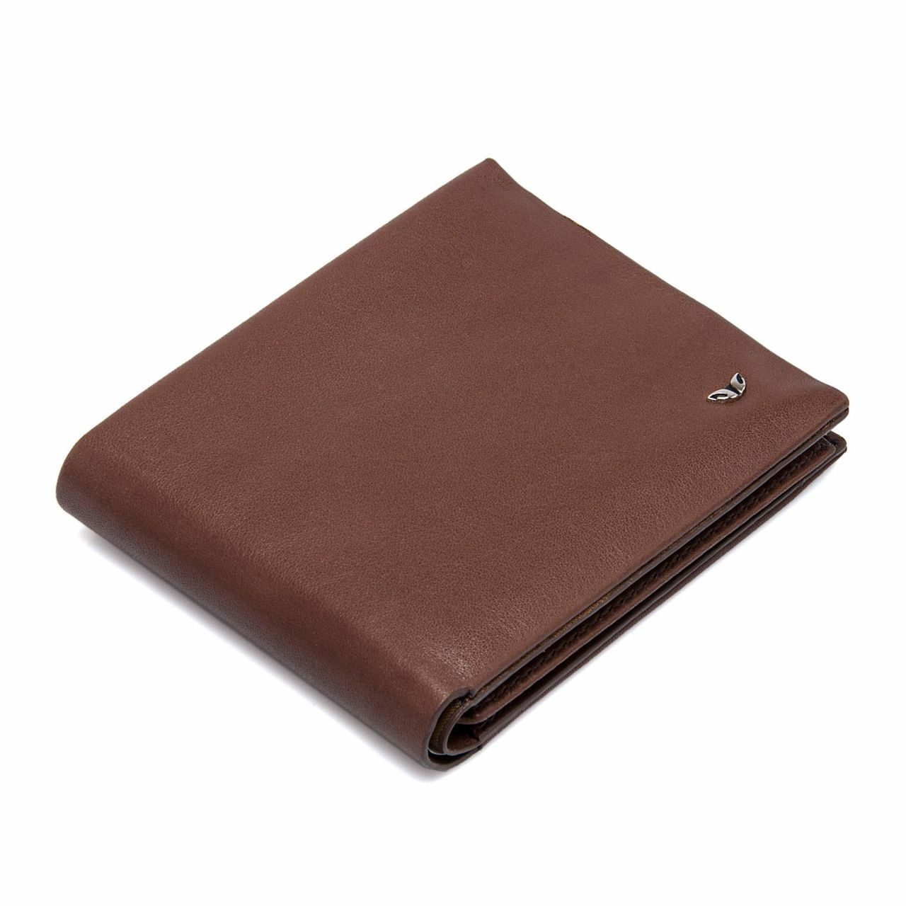 Универсален мъжки портфейл от естествена кожа