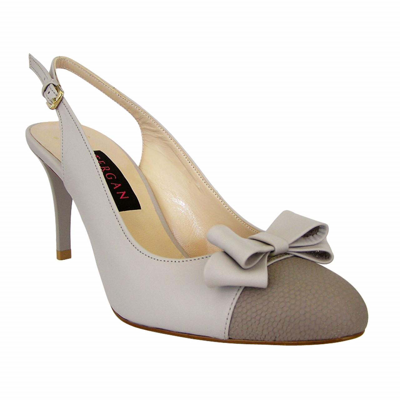 Летни дамски обувки на висок ток