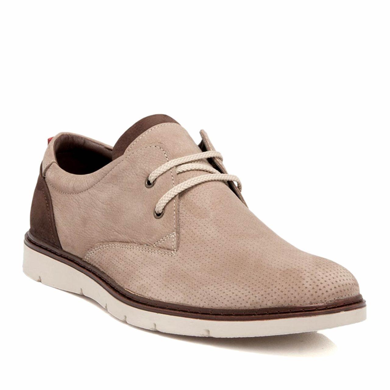 Светло кафяви летни обувки