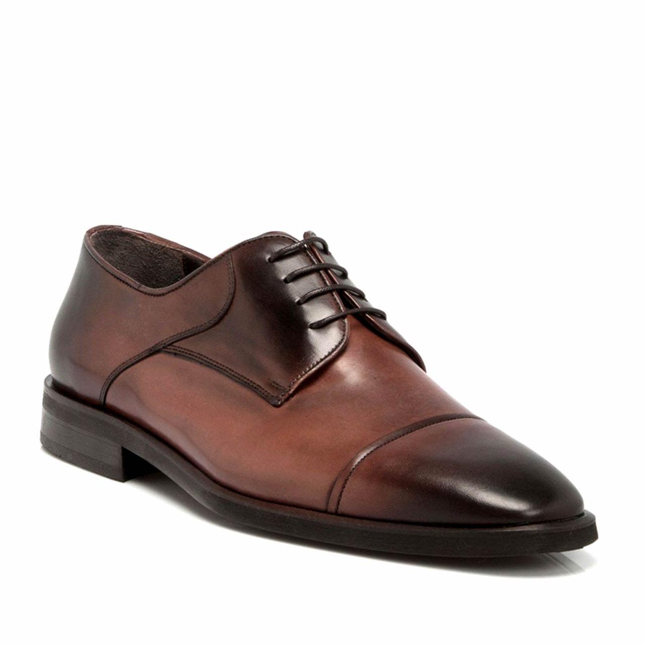 Атрактивни мъжки обувки от естествена кожа