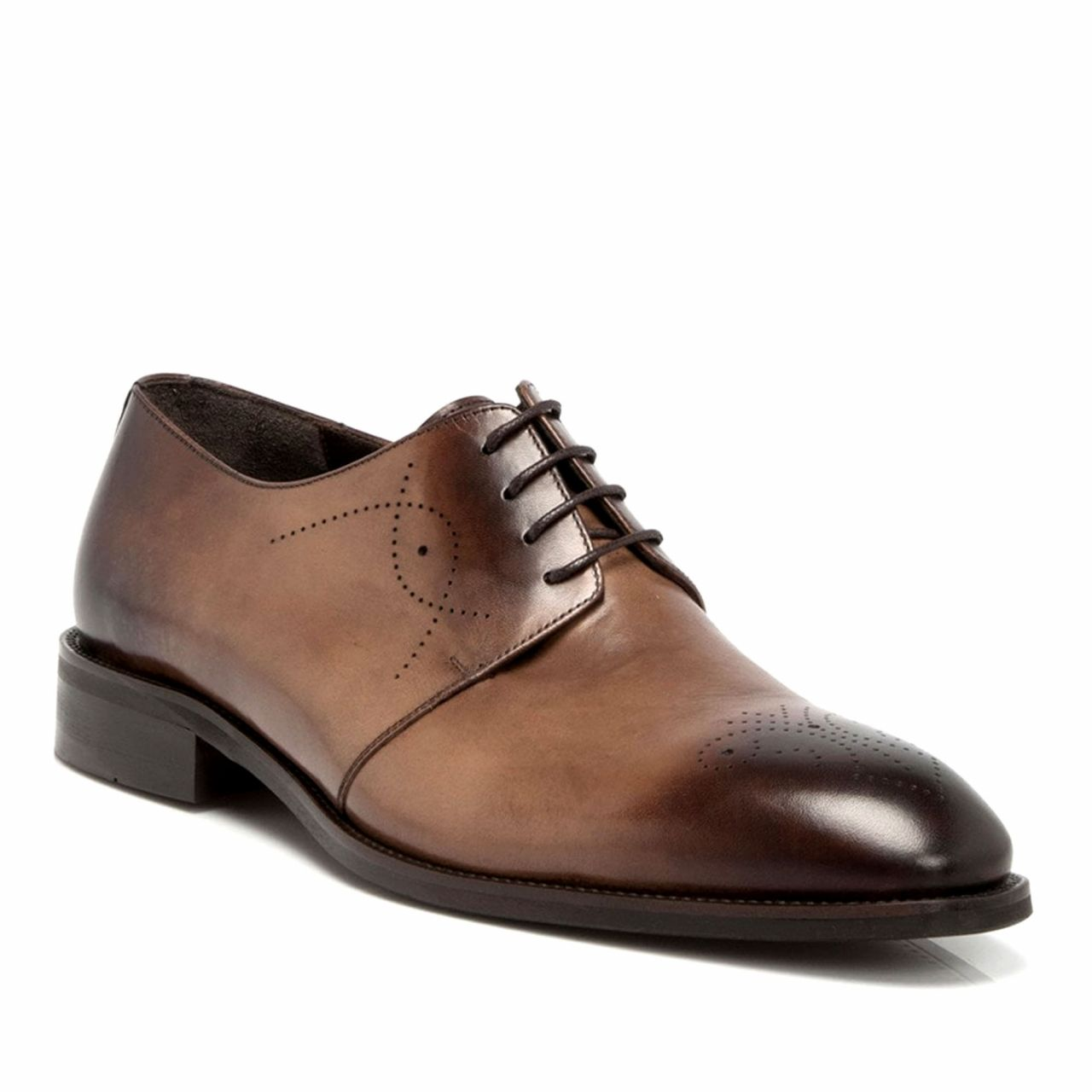 Stylish Brown Business Shoes
