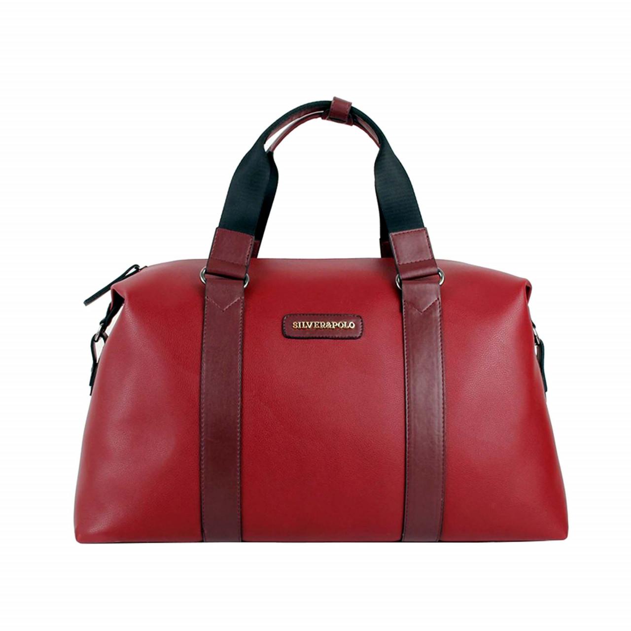 Малка пътна чанта с две дръжки