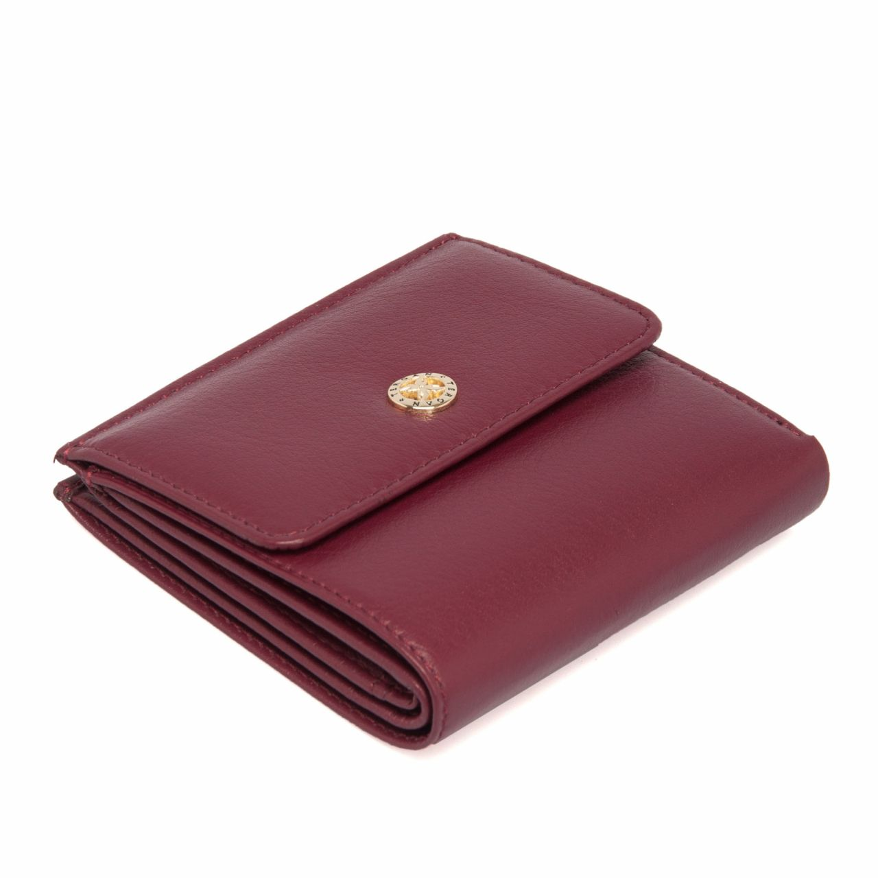 Small Genuine Leather Wallet