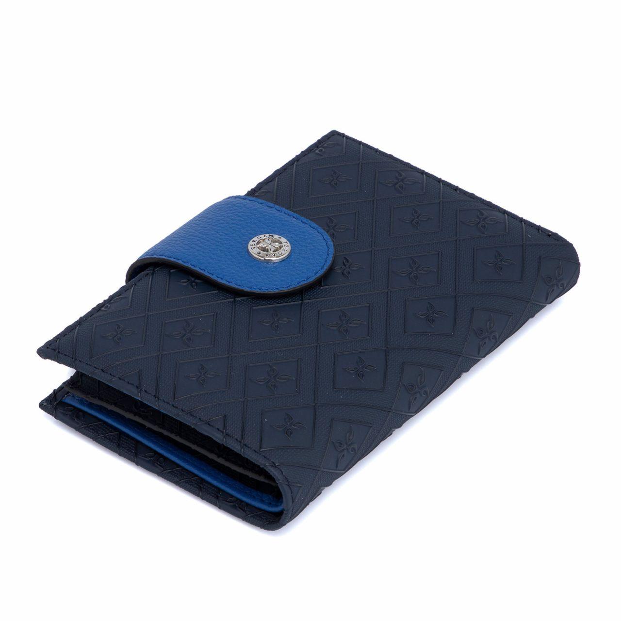 Dark blue women's purse