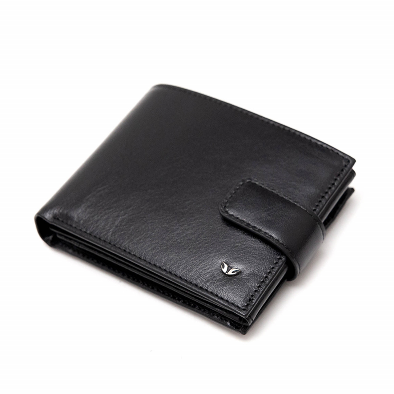 Мъжки портфейл с външно закопчаване